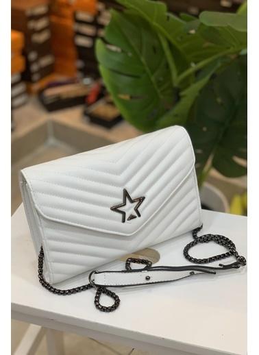 Limoya Çanta Beyaz